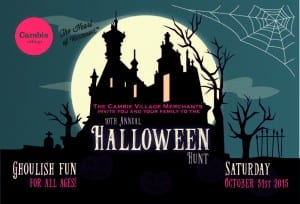 Cambie Village Halloween Hunt