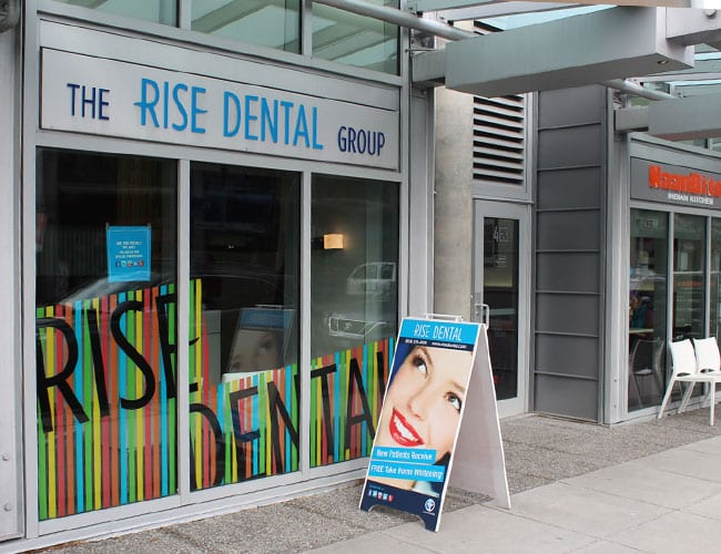 Local Dentist at Cambie & West 8th